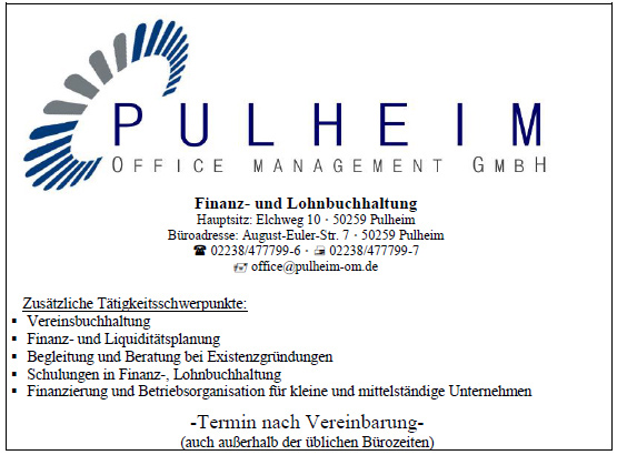 Pulheim Officemanagement